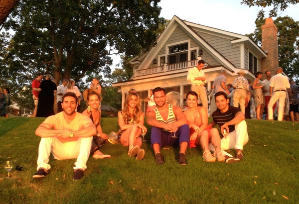 @BootcampJoey @AlyciaStevenin @NatalieRaitano @deirdrenbeirne @keonihudoba Great friends + Golden hour=Good times!