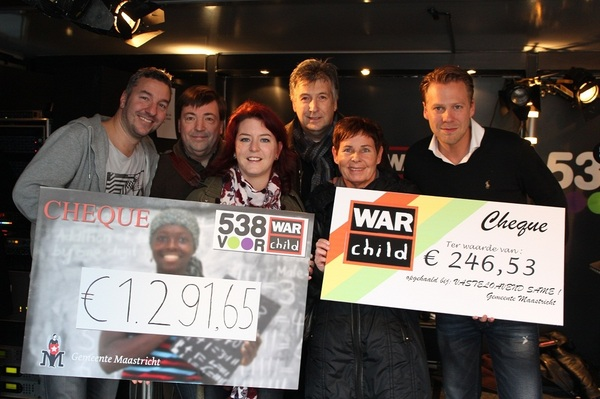 Wow! Thanks gemeente #maastricht! #538warchild