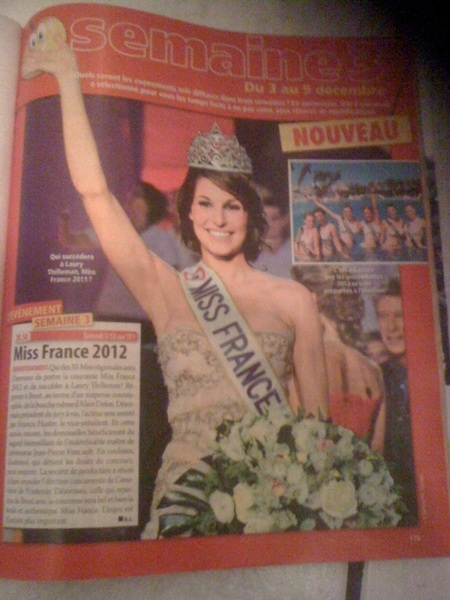 Demain soir y a Miss France 