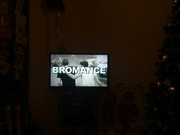 @ATinyAdventure just watching bromance ep3 on my youtube enable tv #genius #merrychristmas to The Walls!x