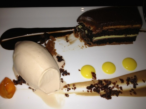 I even had desert so yum! I'm addicted 2 shoes-chocolate & masterbation!!!! RT